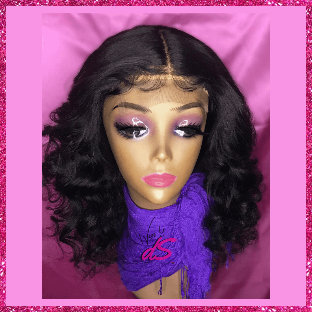 Custom Glueless Wig